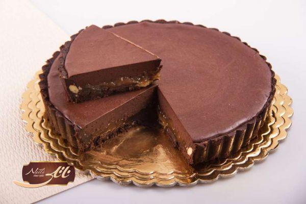 تارت شکلات کارامل PD32