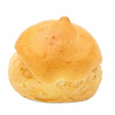 نان خامه ای ساده