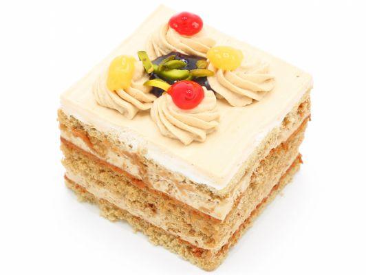 انواع شیرینی تر و نان خامه ای T08