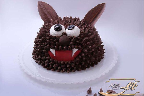 کیک تولد پسرانه گرگ ناقلا 2