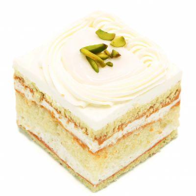 شیرینی تر وانیل مربعی