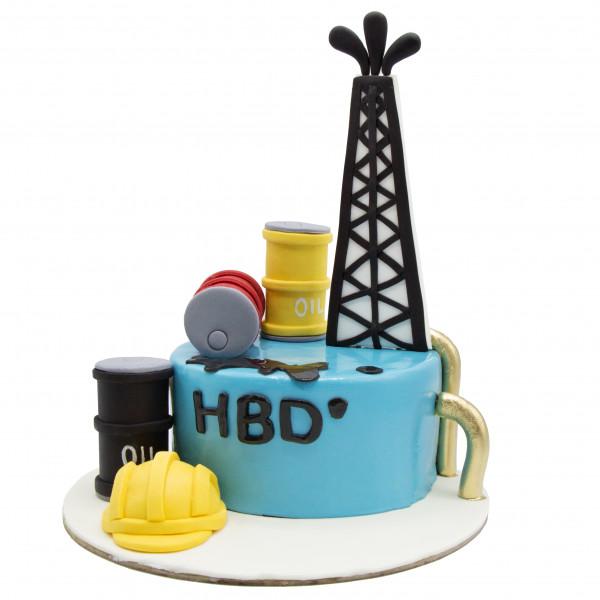 کیک مهندس نفت