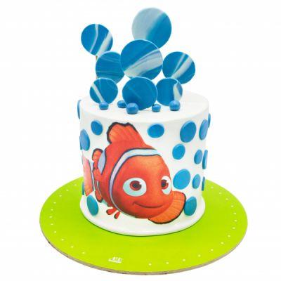 کیک تولد فوندانت TF14