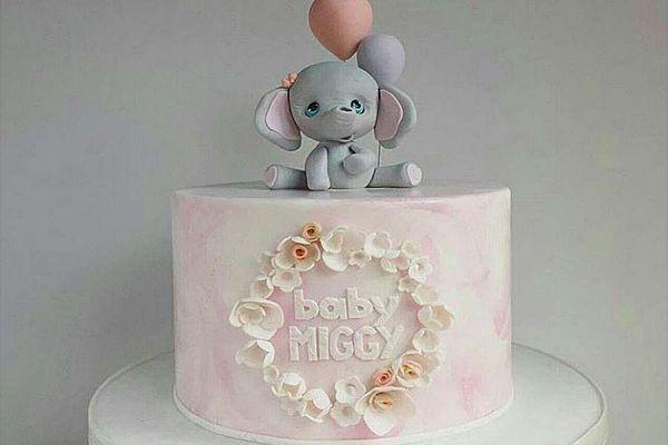 کیک تولد فوندانت TF22