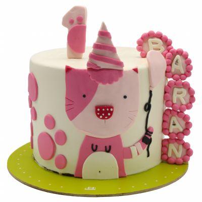 کیک گربه