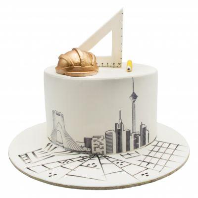 فتو کیک زیبای خفته