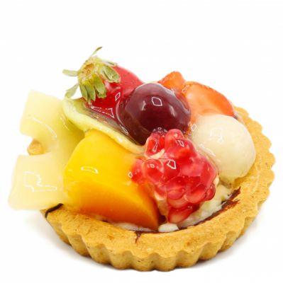 تارت میوه تک نفره 1