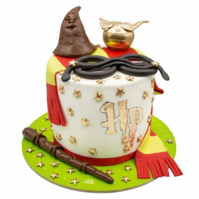 کیک هری پاتر