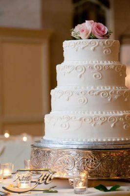 کیک سفارشی عروسی  WE10