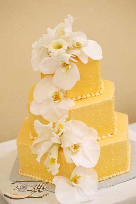 کیک سفارشی عروسی  WE29