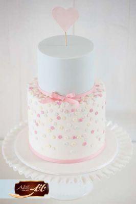 کیک سفارشی عروسی  WE39