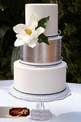 کیک سفارشی عروسی  WE48
