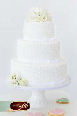 کیک عروسی نارسیس