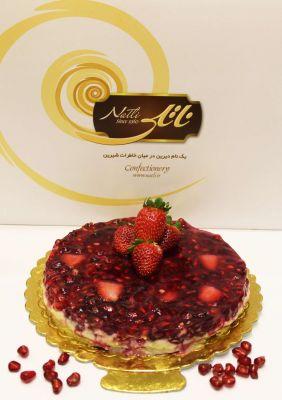 کیک انار 1 yalda01