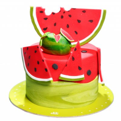 کیک هندوانه 4  yalda07