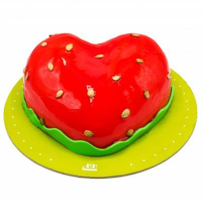 کیک قلب  yalda09