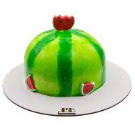 کیک هندوانه ای فانتزی