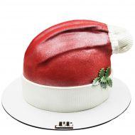 کیک کلاه بابانوئلی