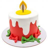 کیک شمع عید پاک