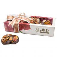 شکلات آجیل و میوه های استوایی