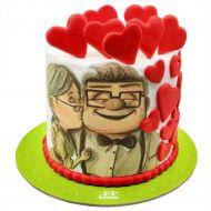 کیک کارل ولنتاین