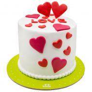 کیک عاشقی