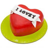 کیک عاشق
