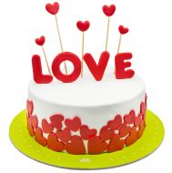 کیک لاو