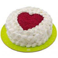 کیک گره عشق