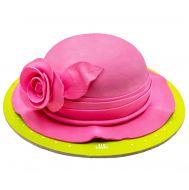 کیک کلاه  زنانه