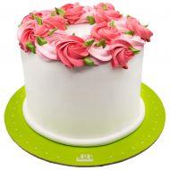 کیک گل ریز