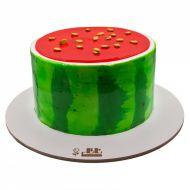 کیک هندوانه شیرین