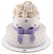 کیک رز عشق