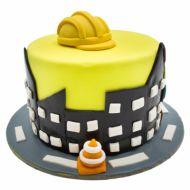 کیک مهندسی راه سازی