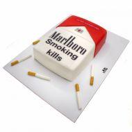 کیک سیگاری