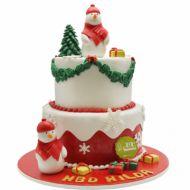 کیک کریسمس