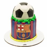 کیک بارسلونا