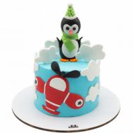 کیک پنگوئن