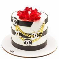 کیک شانل