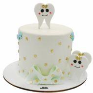 کیک دندان