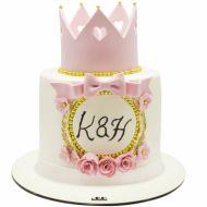 کیک تاج