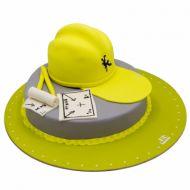 کیک تولد پسرانه مهندس
