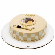 کیک تولد عکس بژ