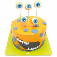 کیک تولد دانشگاه هیولاها