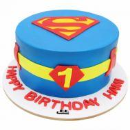 کیک سوپرمن