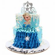 کیک السا
