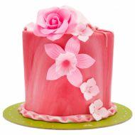 کیک نرگس شهلا