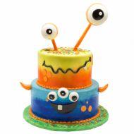 کیک هیولاها