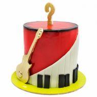 کیک موسیقی