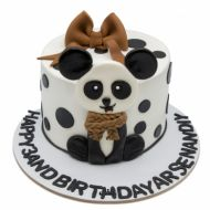 کیک پاندا کوچولو